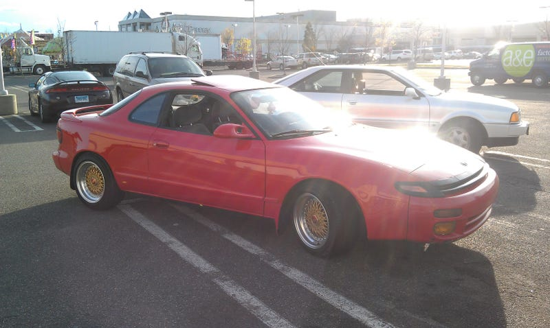 Help a young gearhead get his car back.