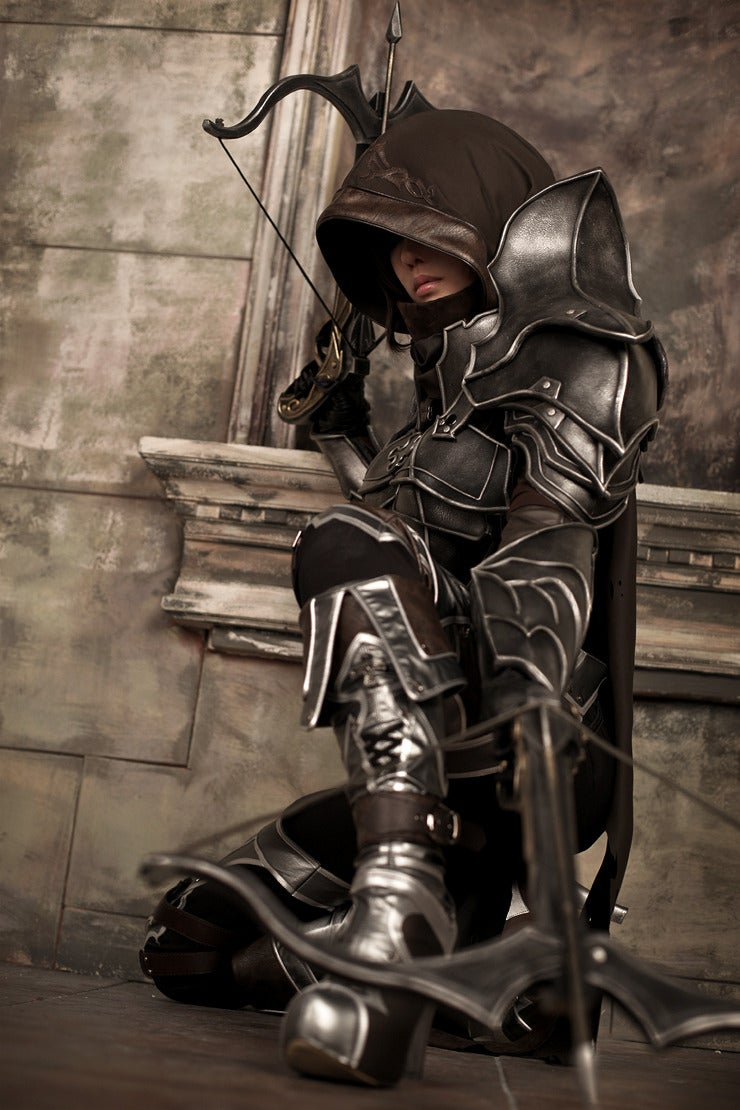 If You're Going To Dress Like Diablo III, Do It Like This Please