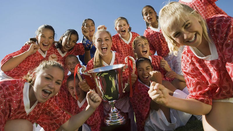 Attention Soccer Moms: 14-Year-Olds Are Getting Full College Scholarships