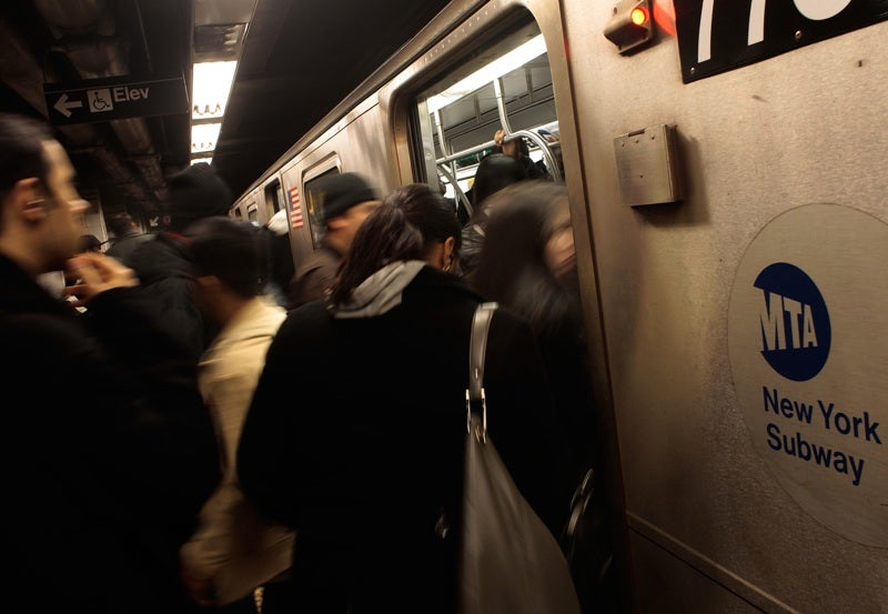 The Nastiest Things You've Ever Seen on the Subway