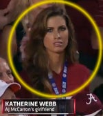 ESPN Announcer Loses It Over Quarterback's Girlfriend; Random Girl Instantly Becomes New Queen of America (UPDATE)