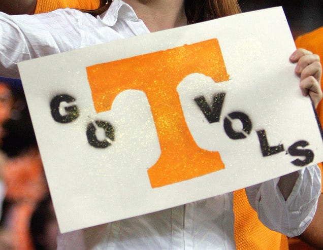 Cops: Vols Fan Made Teen Son Drink Until He Passed Out