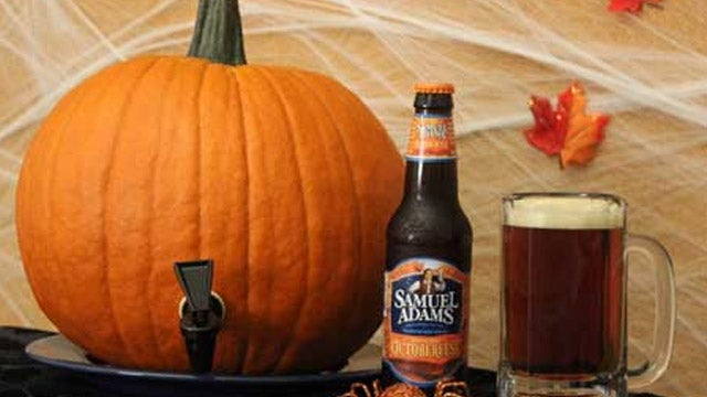 Turn a Pumpkin into a Keg