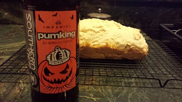 Playing With Food: Pumpkin Beer Bread Edition