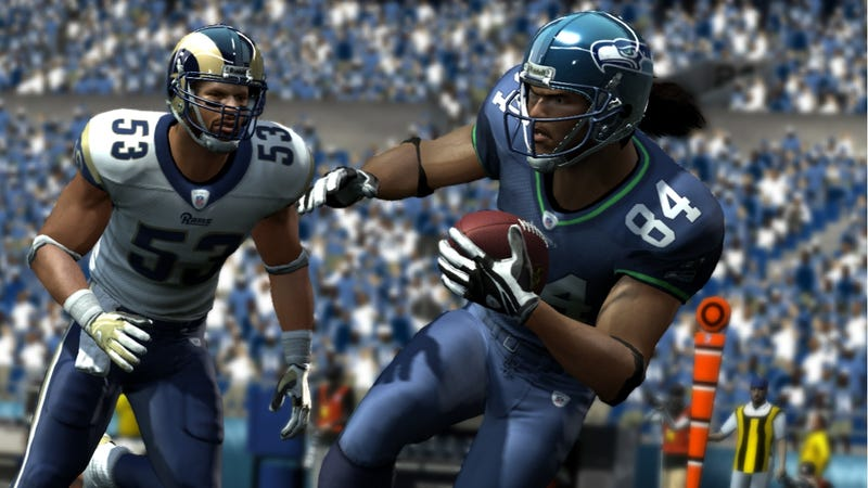 Madden NFL 11 Screens: NFC East and NFC West