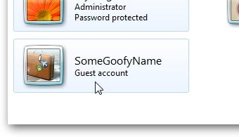 Change the Guest Account Name in Windows 7 for Better Security