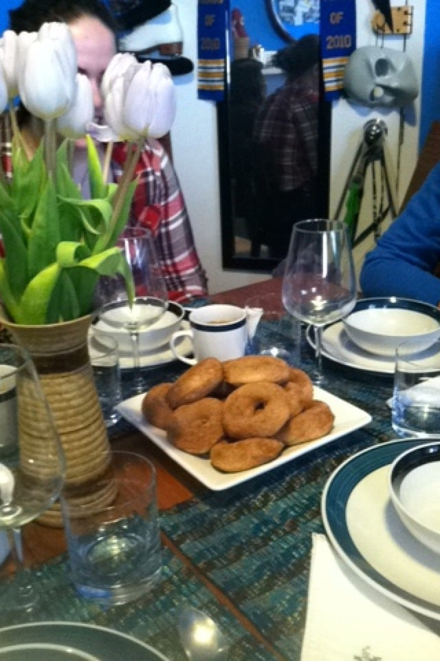 President's Day Food-ing & How Do We Feel About Dill?