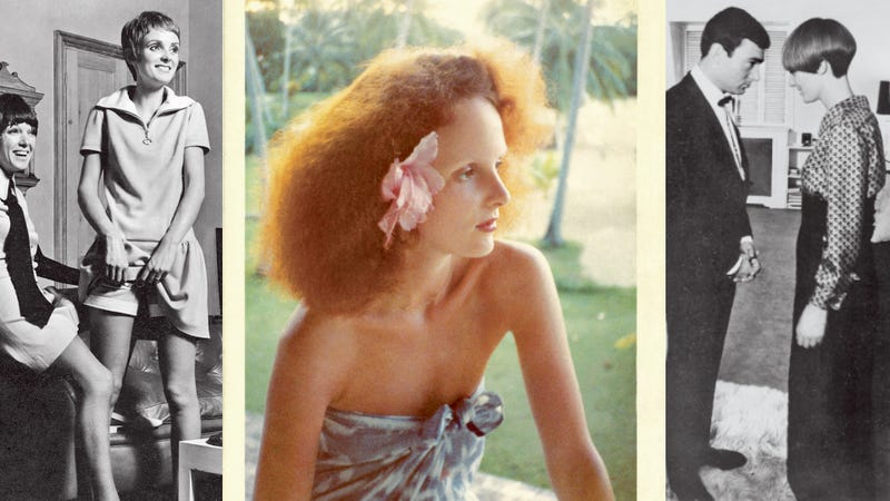 Grace Coddington Lost Her Virginity With A Man Named Tinker