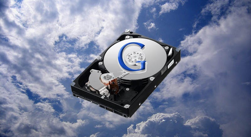 Google GDrive Online Storage Getting Closer