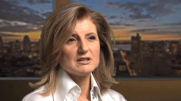 Did Arianna Huffington Steal the Idea for the Huffington Post?