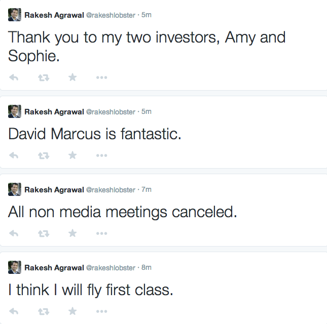 Ex-PayPal Exec Tweets Individual Fuck Yous to Half of Silicon Valley