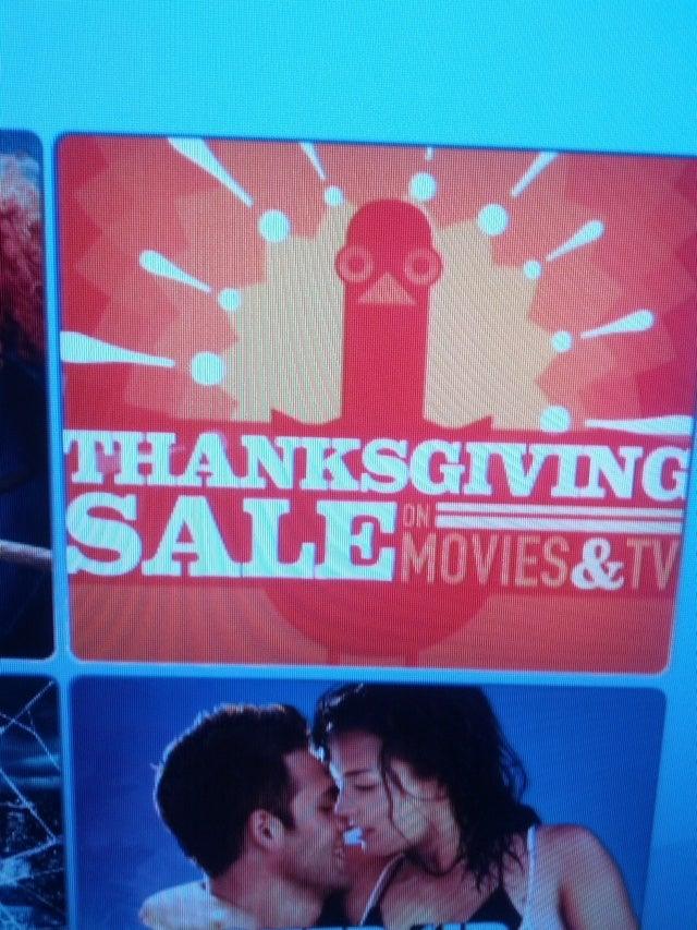 Sony, Your Turkey Looks Like a... Um...