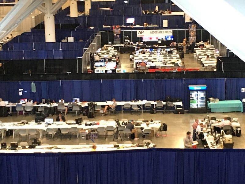 Which Media Companies Have the Best and Worst RNC Digs?
