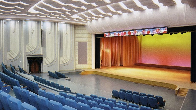 El extraño universo alternativo de la arquitectura en Corea del Norte