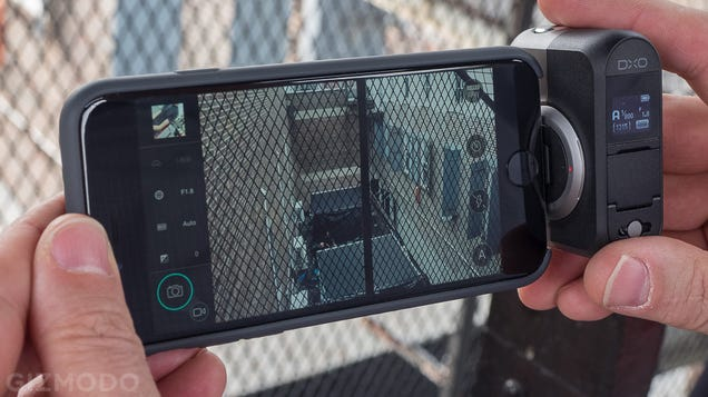 This Could Be Best Way Yet of Turning Your iPhone Into a Kickass Camera