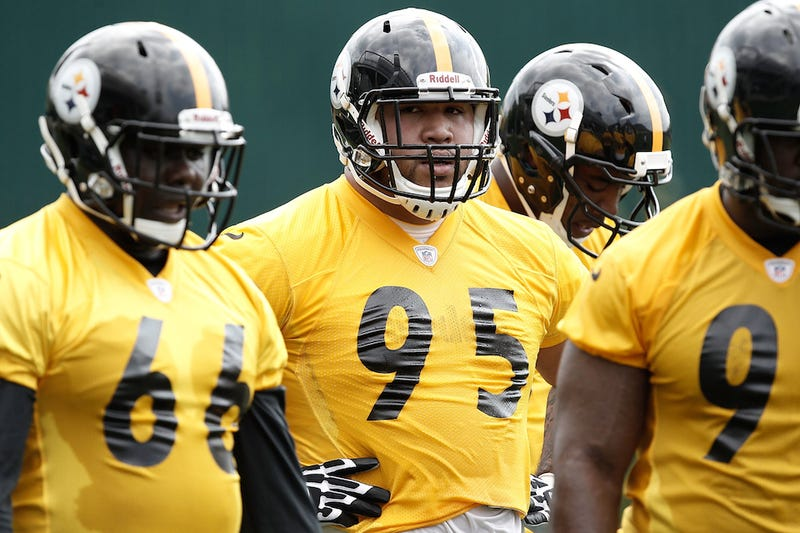 Reports: Pittsburgh Steelers NT Alameda Ta'amu Arrested On Charges of DUI, Aggravated Assault With A Vehicle And Resisting Arrest [UPDATE]