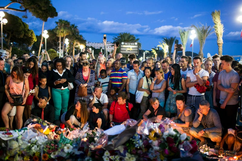Islamic State Claims Responsibility For Bastille Day Attack in Nice