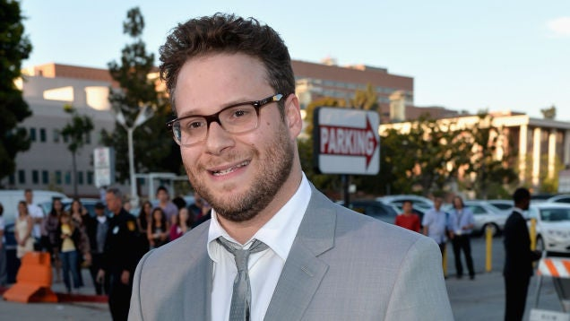 North Korea Threatening to Declare War Over New Seth Rogen Film
