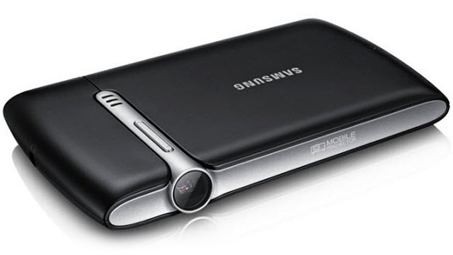 Samsung's Curvy Projector Is More Pocketable Than the Galaxy SIII