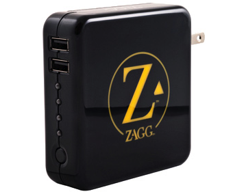 ZAGGsparq Holds Multiple Recharges for Your USB Devices