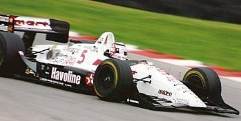 Nigel Mansell's 1993 IndyCar Championship