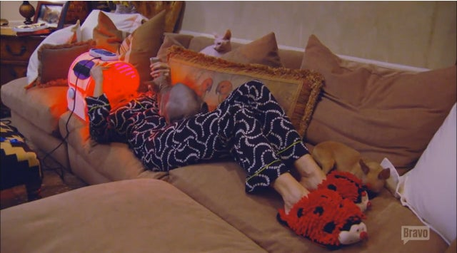 Teresa and Melissa Get Suspiciously Cozy on Real Housewives of NJ