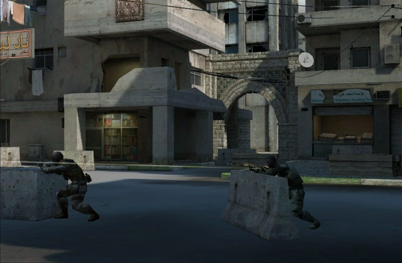 This Is What Battlefield 3 Will Look Like on an iPhone