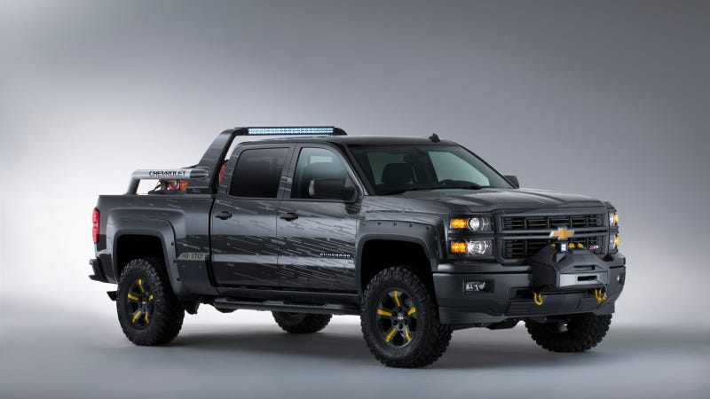 How Chevrolet Buyers Can Survive The Zombie Apocalypse