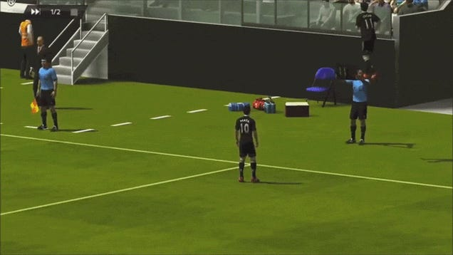 Some Of FIFA's Weirdest Game-Breaking Glitches