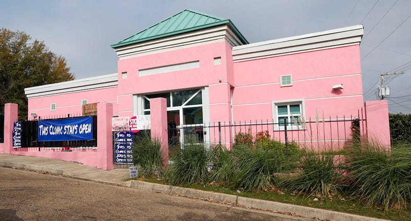 Court Undermines Effort to Close Mississippi's Last Abortion Clinic