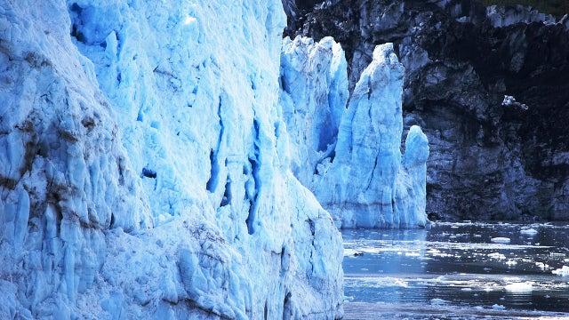 Man Arrested For Stealing a Glacier