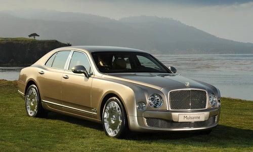 Bentley Mulsanne: It's Definitely Big