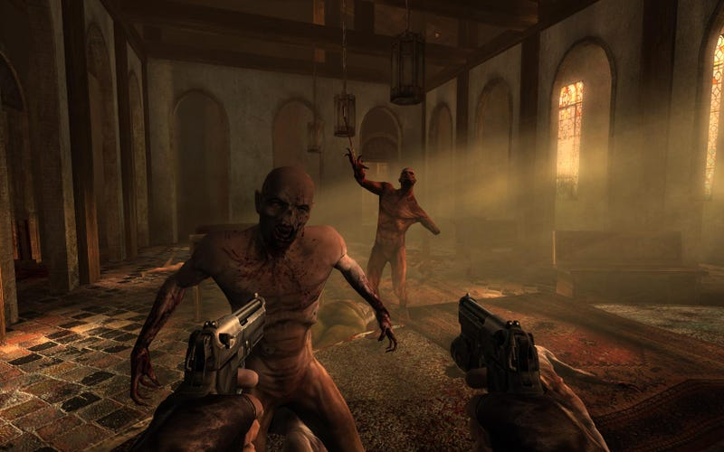 Screens From A Killing Floor