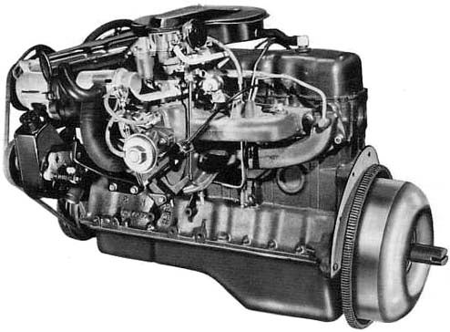 Engine of the Day: AMC Straight Six