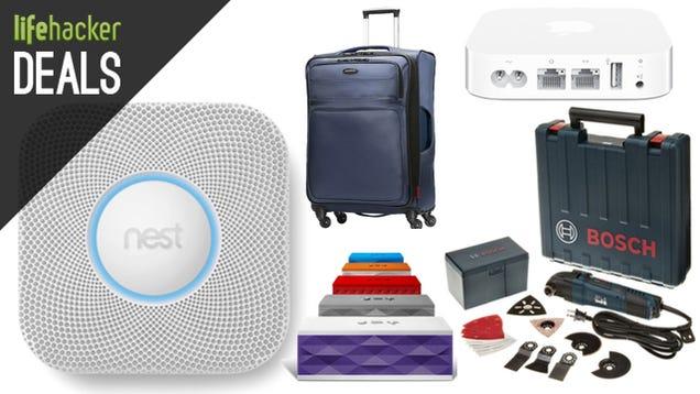 Deals: Nest Protect $99, Oscillating Tool Set, Polarized Sunglasses