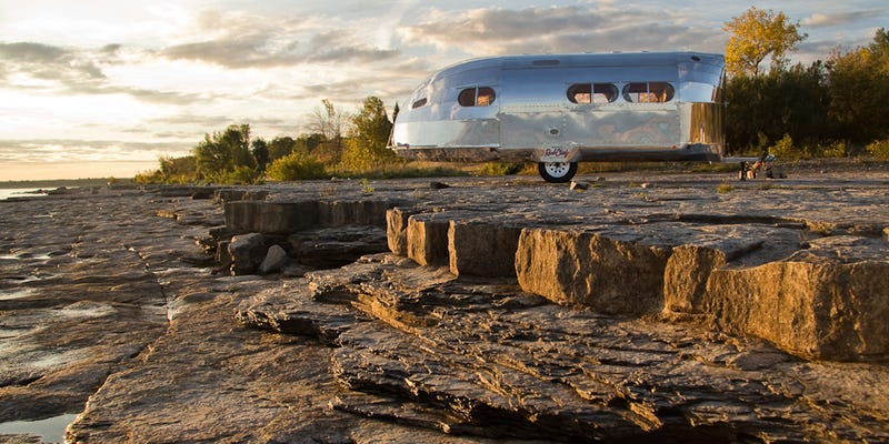 The new Bowlus Road Chief is the sexiest trailer I've ever seen