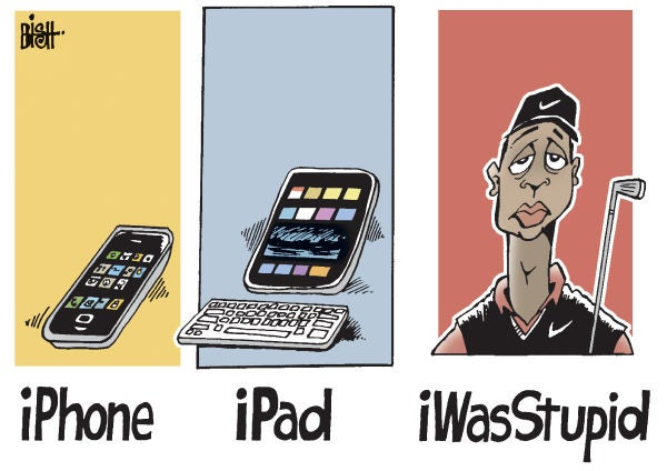Cartoons Banned By Apple: A Gallery