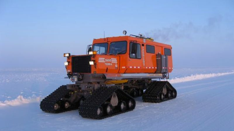 The Ultimate Ski Resort Vehicles