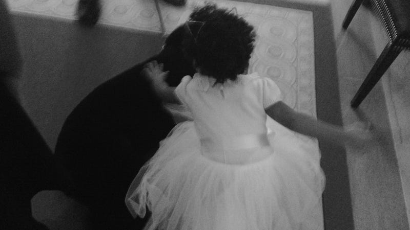Beyoncé Performed at Michelle Obama's Bday With Tutu-Clad Blue Ivy