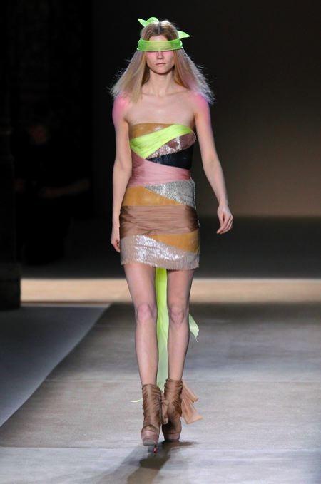 Valentino's Fugly Patchwork Technicolor Mess