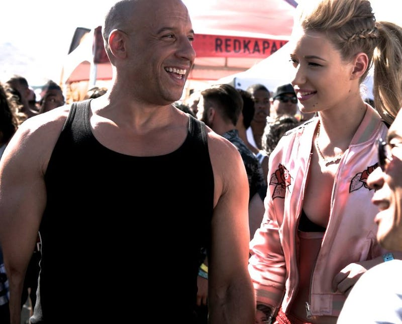 """""""Still from Fast Seven... Toretto Tuesday..."""""""