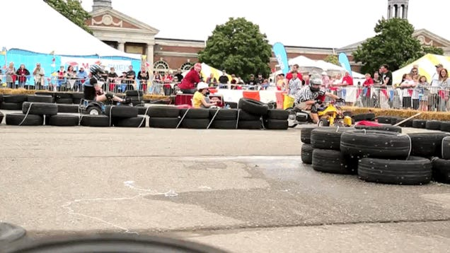 The Ten Most Bizarre Motor Races In The World