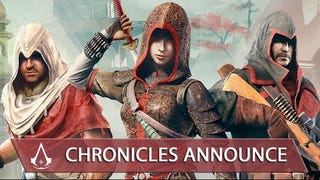 <i>Assassin's Creed Chronicles</i> Is Now A Trilogy Set In China, India, Russia