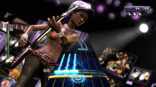Rock Band 3 Guitar Pro Single Player