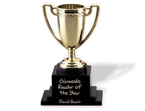 Gizmodo Reader of the Year: David Bacio