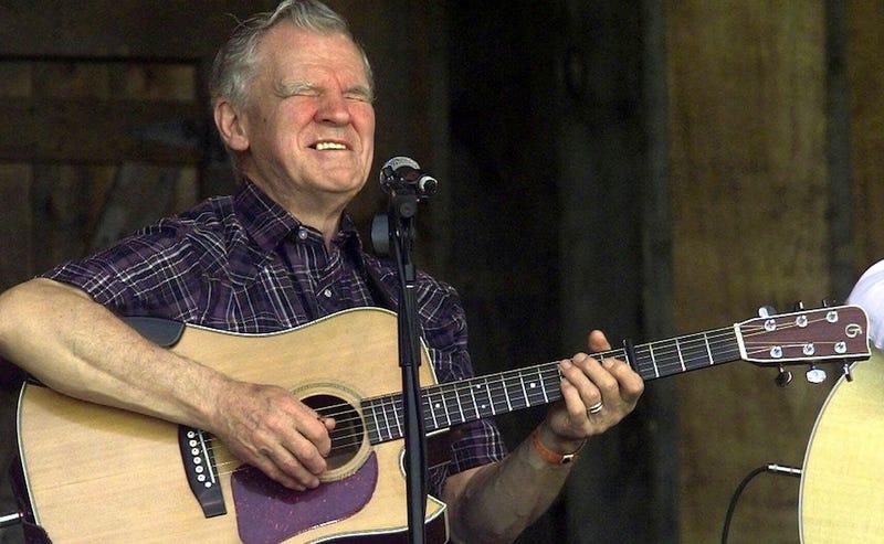 Folk Musician Doc Watson Dies at 89