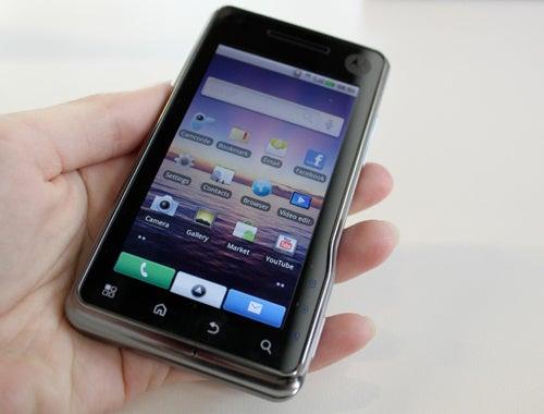 Motorola Milestone XT720 Gallery