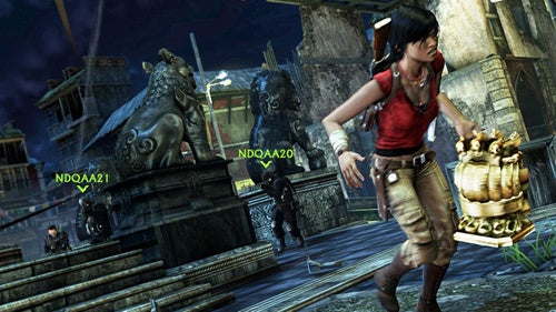 Uncharted 2 Multiplayer Demo For Everyone