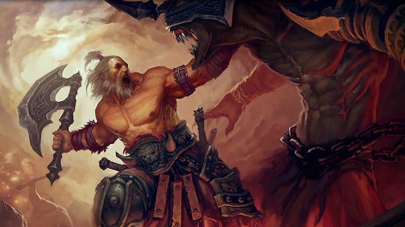 Diablo III Accounts Getting Hacked, Gold and Items Going Missing [UPDATE]