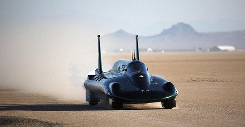 World's Fastest Steam Supercar Getting Ready to Break Speed World Record Tomorrow
